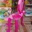 โต๊ะเครื่องแป้งเจ้าหญิงพร้อมเก้าอี้ครบชุด thumbnail 3