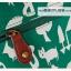 กระเป๋าสะพายยี่ห้อ Super Lover สไตล์ญี่ปุ่นลายสีขาวเขียว (Pre-Order) thumbnail 17