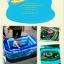 สระน้ำ ขนาด135x95x55 cm ราคาเซท : สระ+ห่วงคอ+สูบไฟฟ้า thumbnail 1