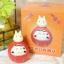 ตุ๊กตาเรซิ่น My Neighbor Totoro + Daruma (เล็ก) thumbnail 3