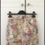 Topshop Floral Denim Skirt Size UK8 thumbnail 3