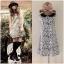 Dress คอบัวน่ารัก ยี่ห้อ topshop พร้อมส่งตัวเดียว uk8 thumbnail 1