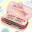 กระเป๋าดินสอมีหูหิ้ว Sumikko Gurashi สีขาว thumbnail 3