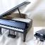 กล่องเพลงแกรนด์เปียโนไม้สีดำ thumbnail 5