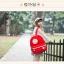 กระเป๋าเป้สะพาย ยี่ห้อ Superlover หญิงญี่ปุ่น มีช่องใส่ note book ได้ค่ะมี 2 สี แดง ครีม (Pre-Order) thumbnail 4