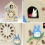 นาฬิกาคุกคู My Neighbor Totoro (Small Totoro) thumbnail 2