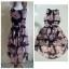 Lipsy Blush Dress Size uk10 thumbnail 2