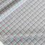 ผ้าคอตต้อนเกาหลี ลายตาราง Vintage Blue ผ้าฝ้าย 100% 30s ตัดขายขนาด 110x90 cm thumbnail 2