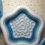 สระดาวใหญ่สีฟ้าใสซีทรู ขนาด 1.85x1.80x0.53 เมตร thumbnail 3