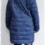 ((ขายแล้วครับ))((คุณนิตยาจองครับ))ca-2605 เสื้อโค้ทกันหนาวผ้าร่มสีกรมท่า รอบอก44 thumbnail 2
