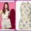 Lipsy Floral Playsuit Size uk12-14 thumbnail 2
