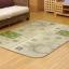 เสื่อญี่ปุ่น My Neighbor Totoro 176x230 ซม. (ดอกไม้) thumbnail 4