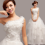 (Pre-Order) ชุดแต่งงาน <สายเดี่ยว> รหัส WDL0295 thumbnail 1