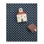 ผ้าสักหลาด chdot size 1mm มี 3 สี แดง เขียว น้ำเงิน ขนาด 45x30 cm/ชิ้น (Pre-order) thumbnail 5