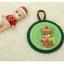 ผ้าสักหลาดเกาหลี Carol song jaemi ball ขนาด 1 mm Size 45x30 cm / ชิ้น (Pre-order) thumbnail 8