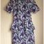 H&M Concious Floral Dress Size uk8 thumbnail 2