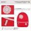 กระเป๋าเป้สะพาย ยี่ห้อ Superlover หญิงญี่ปุ่น มีช่องใส่ note book ได้ค่ะมี 2 สี แดง ครีม (Pre-Order) thumbnail 12
