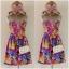 Topshop Floral Dress Size Uk10 thumbnail 1