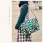 กระเป๋าสะพายยี่ห้อ Super Lover สไตล์ญี่ปุ่นลายสีขาวเขียว (Pre-Order) thumbnail 5