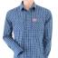 Superdry Blue Shirt Size M thumbnail 1