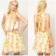 ASOS Floral Dress Size Uk8 =2 thumbnail 3