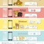 กระจกกันรอย iPhone 6/6S Rilakkuma (cat) สีดำ thumbnail 3