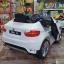 รถแบตเตอรี่ รุ่น BMW X6 #ลิขสิทธิ์แท้ สีขาว thumbnail 3