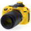 Nikon D5300 EasyCover Silicone Case -Yellow