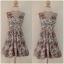 Topshop By Love Floral Dress Size M thumbnail 1