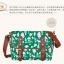 กระเป๋าสะพายยี่ห้อ Super Lover สไตล์ญี่ปุ่นลายสีขาวเขียว (Pre-Order) thumbnail 8
