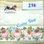 napkin ลายดอกกุหลาบ (รหัสสินค้า NA-258) thumbnail 1
