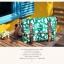กระเป๋าสะพายยี่ห้อ Super Lover สไตล์ญี่ปุ่นลายสีขาวเขียว (Pre-Order) thumbnail 1