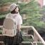 กระเป๋าเป้ยี่ห้อ Super Lover Mori ภาพวาดการ์ตูนน่ารักเกาหลี (Preorder) thumbnail 6