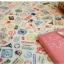 ผ้าสักหลาดเกาหลี stamp ขนาด 45x30 cm/ชิ้น (Pre-order) thumbnail 1
