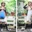 กระเป๋าเป้ยี่ห้อ Super Lover bag Mori แมวเพศหญิงน่ารักแบบญี่ปุ่น (พร้อมสง) thumbnail 2