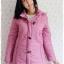 ((ขายแล้วครับ))((คุณNudchanaddaจองครับ))ca-2580 เสื้อโค้ทกันหนาวผ้าร่มสีม่วง รอบอก38 thumbnail 1