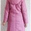 ((ขายแล้วครับ))((คุณNudchanaddaจองครับ))ca-2580 เสื้อโค้ทกันหนาวผ้าร่มสีม่วง รอบอก38 thumbnail 2