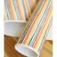 ผ้าสักหลาดเกาหลี stripe size 1mm ขนาด 45x30 cm/ชิ้น (Pre-order) thumbnail 4