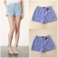 Topshop blue short Size uk8 thumbnail 1