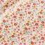 ผ้าคอตต้อนเกาหลี ลาย JUNI FLOWER IVORY ผ้าฝ้าย 100% ตัดขายขนาดผ้าเริ่ม 1/4 (45x56.5 cm) thumbnail 5