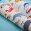 ผ้าสักหลาดเกาหลี ลายสัตว์น้ำทะเล size 1 mm (Pre-order) ขนาด 45x30cm thumbnail 11