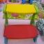 Table & Keeping storage : ชุดโต๊ะเก้าอี้ เก็บของเล่นได้ thumbnail 3