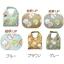 กระเป๋าพับเก็บได้ Sumikko Gurashi สีน้ำตาล thumbnail 4
