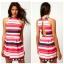Lipsy Striped Dress Size uk10 thumbnail 2