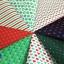 ผ้าสักหลาดเกาหลี พิมพ์ลาย Basic Christmas 1mm มี 8 ลาย ขนาด 42x30 cm /ชิ้น (Pre-order) thumbnail 1