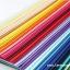 ผ้าสักหลาดเกาหลีสีพื้นขนาด 1.2mm (Pre-order) ขนาด 45x36 cm/ชิ้น No.A001-A062 thumbnail 1