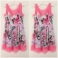 Lipsy Floral Dress size uk10 thumbnail 2