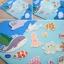 ผ้าสักหลาดเกาหลี ลายสัตว์น้ำทะเล size 1 mm (Pre-order) ขนาด 45x30cm thumbnail 9