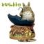 กล่องดนตรีเซรามิก My Neighbor Totoro (โตโตโร่นั่งในร่ม) thumbnail 1