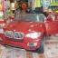 รถแบตเตอรี่ รุ่น BMW X6 #ลิขสิทธิ์แท้ สีแดง thumbnail 4